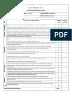 Evaluación de Sintesís 8º Matematica Anual