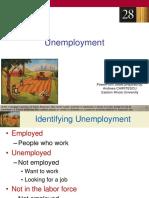 Chapter 28 Unemployment