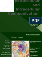 Extracellular and Intracellular Communication