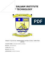 Dar Es Salaam Institute of Technology
