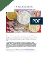 Receta Sales de baño desintoxicantes.docx