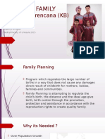 Planning Family