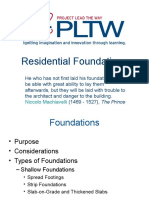 2.3.5 Residential Foundations 0