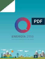 Libro Energía 2050