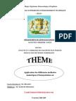 Application des différentes méthodes numériques d'interpolations en MATLAB