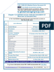 ISO 13485:2016 Documentation Manual - Clause wise requirements