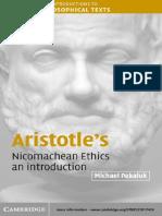 (Cambridge Introductions to Key Philosophical Texts) Michael Pakaluk-Aristotle's Nicomachean Ethics_ An Introduction (Cambridge Introductions to Key Philosophical Texts)-Cambridge University Press (20.pdf