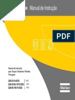 Manual de Instrução Atlas Copco QAS 24-40-55-70-85-105