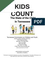 Kids Count 2016 Report