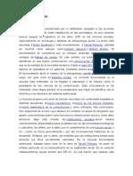 Teorias Sociales y Autores