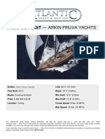 Tempus Fugit-Arkin Pruva Yachts-English