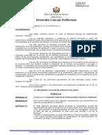 ORDENANZA Nº5041 MUNICIPALIDAD DE MAIPU - ORDENAMIENTO CATASTRAL Y TRIBUTARIO