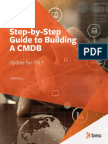 Step by step building CMDB