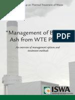 Bottom Ash From WTE 2006 01