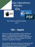 Sitema Operativo IOs -