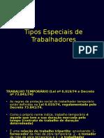 03 - Tipos Especiais de Trabalhadores (Temporário - Doméstico - Rural - Avulso - Aprendiz)(3)