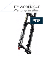 RockShox Charger Damper Service & Tuning Anleitung