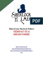 Buku Kasus Sherlock Holmes - Tempat Tua Shoscombe