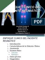 Enfoque Clínico Reumatología