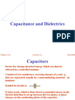 capacitor lecture