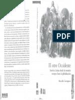 CARMAGNANI MARCELLO El Otro Occidente America Latina Desde La Invasion Europea Hasta La Globalizacion (1) (1)