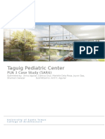 Taguig Pediatric Center Case Study