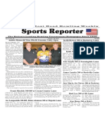 June 22 - 28, 2016  Sports Reporter