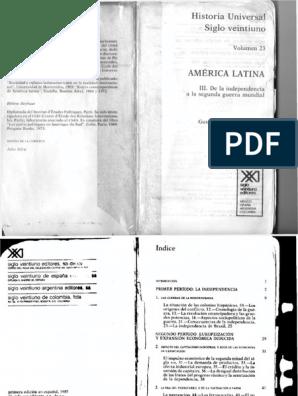 Beyhaut America Latina Política General Política