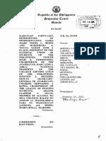 Kabataan Party-List vs COMELEC (Biometrics Case)