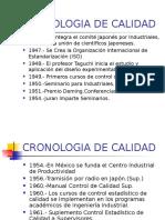 Cronologia Filosofia de Calidad Corregido