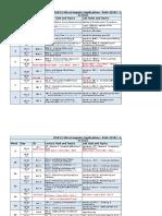 Schedule CISB15 41583 Spring2016