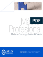 Master Coaching Gestion Talento