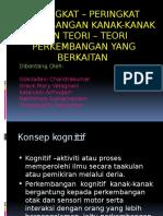 Perkembangan Kongnitif Dan Bahasa