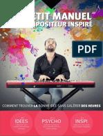 Le Petit Manuel Du Compositeur Inspiré