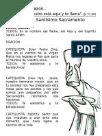 Adoracion Eucaristica 2 Prepara El Corazón