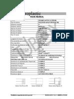 Tabla 3.8 -FTSCH300