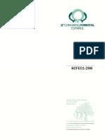 Plan General de Estudios Hidráulicos