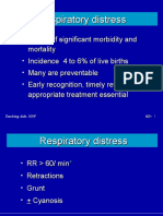 Respiratory Distress