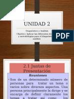 Unidad II- Diagnostico y Analisis