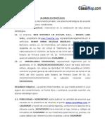 Alianza Estratégica CasasMap