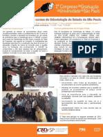 Teste de Progresso na Odontologia do Estado de São Paulo