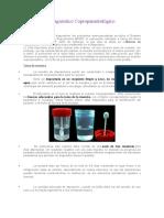Diagnóstico Coproparasitológico