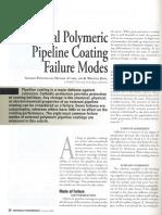 TR External Polymeric Failure