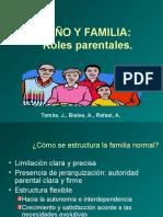 Familia Nino Roles Parentales