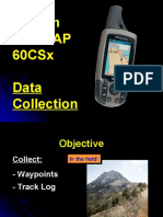 GPS Presentation60csx
