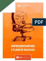Empreendedorismo e Plano de Negocios