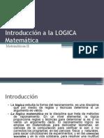 Clase 12 LOGICA Matemática