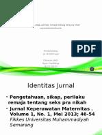 critical appraisal jurnal IKM