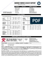 06.21.16 Mariners Minor League Report