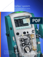 Prismaflex 5 System Brochure